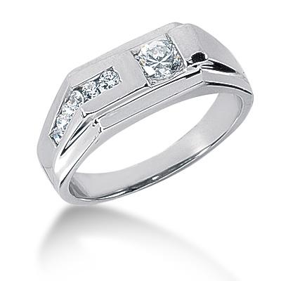 Relativ Bagues pour Homme - Vente de bague diamant pour hommes - SKDiamant  AD23